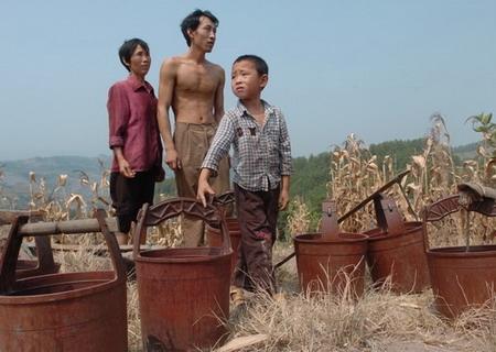 图文:重庆干旱